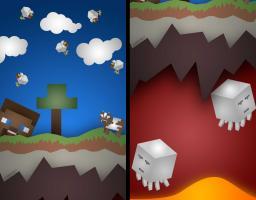 New design || WebDesign || StanDrawly Minecraft Blog