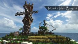[Build] Manka Isle Minecraft Map & Project
