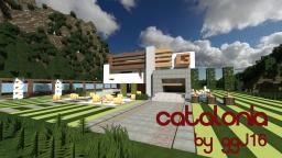 Catalonia - Modern Build Minecraft Map & Project