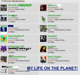 My Life on PMC - What Has the Planet Become? Minecraft Blog