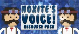 Noxite's Voice Resource Pack (MC 1.6) Minecraft