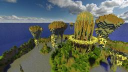 Rylynn [PMC Server Spawn Contest] Minecraft Map & Project