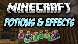 Effects and Enchantment Id's Minecraft Blog Post