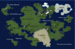 The World of Amalthea [WIP] Minecraft Map & Project