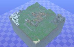 Chunk Survival Minecraft Map & Project