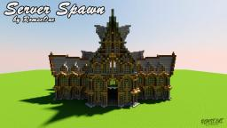 Server Spawn (PMC Server Spawn Contest) Minecraft Map & Project