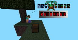 SkyBlock RELOADED (Officially released!) Minecraft Map & Project