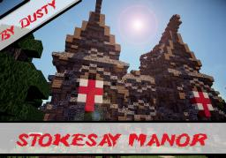 Stokesay Manor Minecraft Map & Project