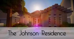 The Johnson Residence - A Traditional Build ft. Getmoreland Minecraft
