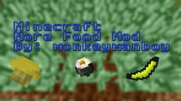 [ModLoader] [1.5.2] Minecraft More Food Mod!