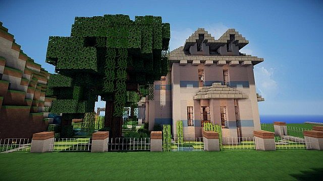 Marvelous Small Victorian House Wok Minecraft Project Largest Home Design Picture Inspirations Pitcheantrous