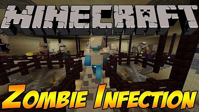 Minecraft Mini Game Zombie