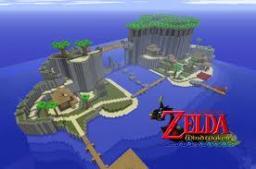 Best Windwaker Minecraft Maps & Projects - Planet Minecraft
