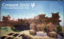 [1.12.2] compatible Conquest_ 32x32 Minecraft Texture Pack