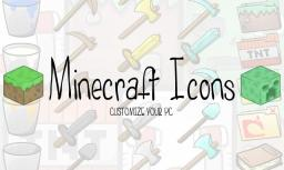 MineCraft Icons (Win/OS X)