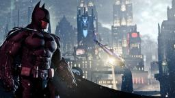 Arkham Origins Gotham City build server Minecraft Project