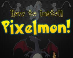 How to install Pixelmon! [Easy - 2 steps!] Minecraft Blog Post