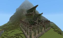 Temple of the ancestors Minecraft Map & Project