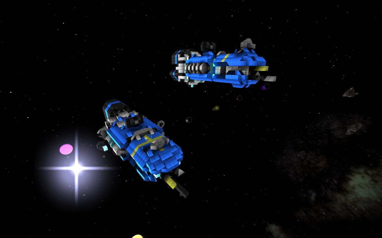 space ship on starmade - photo #5