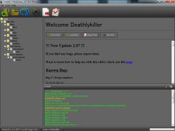 Deathly's Mod Editor [MC 1.6.2] Minecraft