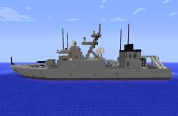 JMSDF PG HAYABUSA class [1.5.1] Minecraft Map & Project