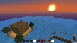 Waterfront survival by megabit+ and Bigbang+ Minecraft Map & Project