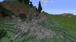~ Onikaan Cave ~ Old Skyrim Spriggans Ruins Minecraft Map & Project