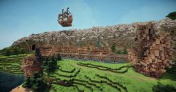 Steampunk world [Gazamo Application Build] Minecraft Map & Project