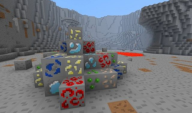 Random, connected and animated textures with MCPatcher!