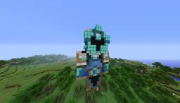 The Cobra_Fett Statue mod! Minecraft