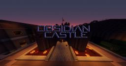 Obsidian Castle Minecraft Map & Project
