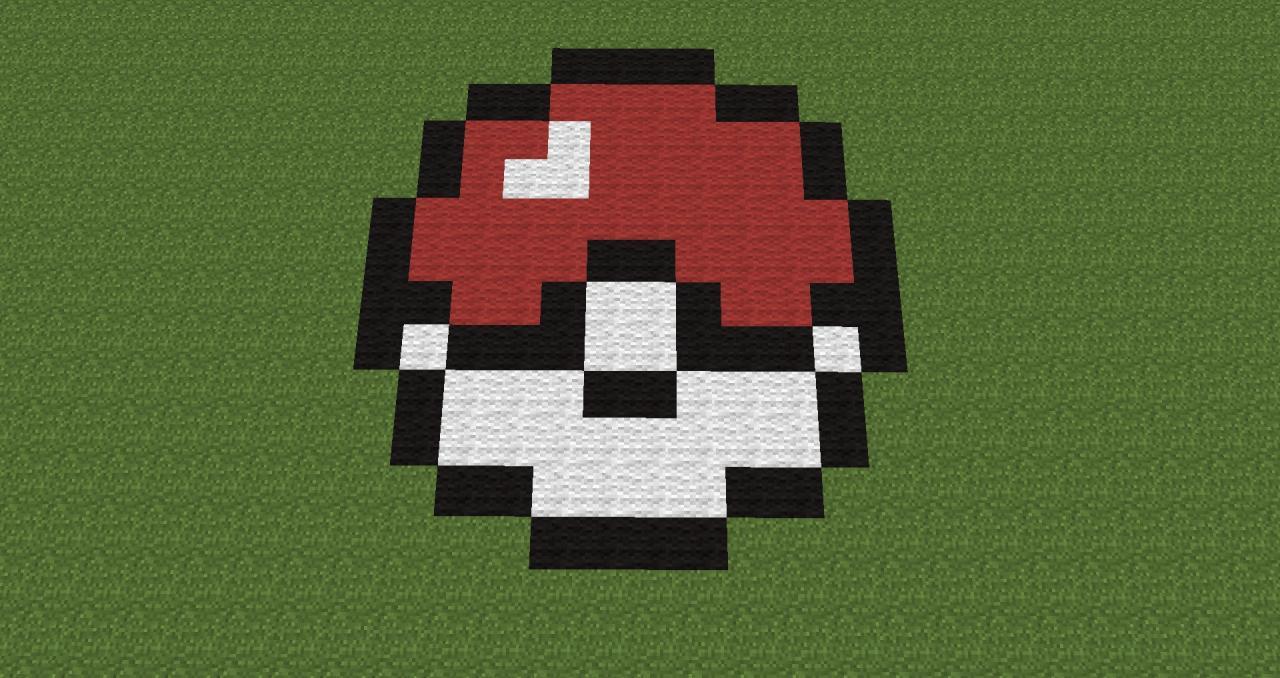 Pokeball Pixel Art Wiring Diagrams