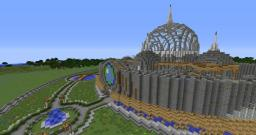 Building PMC Spawn Contest - Entry Minecraft Map & Project