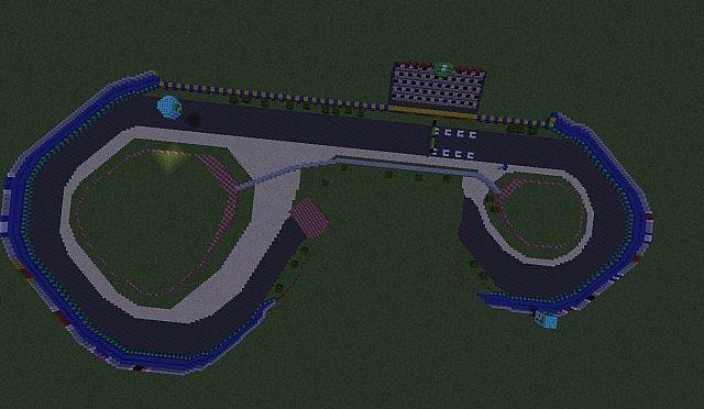 Mario Kart 64 Mk 7 Luigi S Raceway New Update Minecraft Map