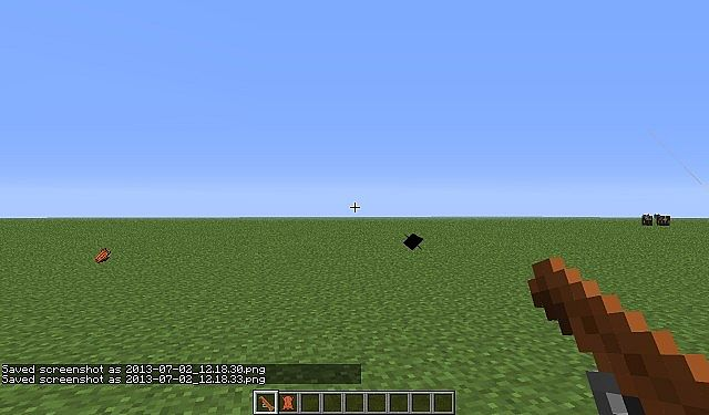 how to change the crosshair in a minecraft texture pack