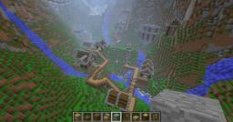 Adventure map- The Hero Rises Minecraft Project
