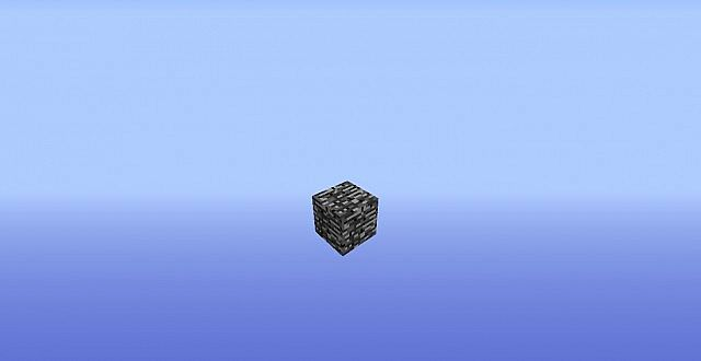 Single block world void world 18 ready minecraft project only block in world gumiabroncs