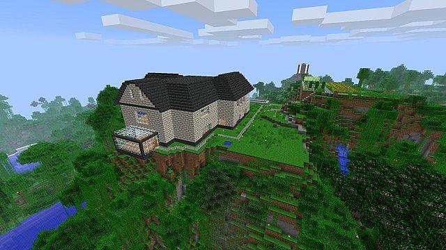 TekkTown Tekkit Lite Minecraft Project - Minecraft schone hauser