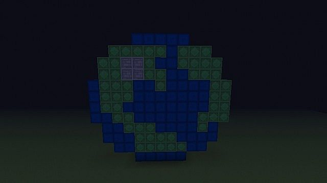 Planet Minecraft Icon Pixel Art Minecraft Project