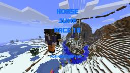Horse Parkour 1.0 - Parkour-Race on Horses! [1.6]