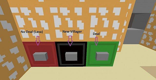 Villager Trading System V1 (VTS1) Minecraft Project