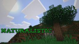 Naturalistic (Check the Log) Minecraft Texture Pack