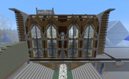 The Building Minecraft Map & Project