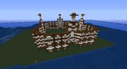 Unfinished Building Minecraft Map & Project