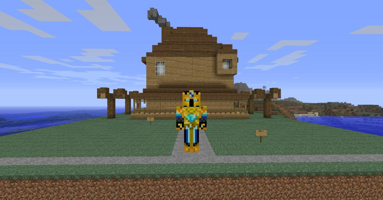 Minecraft Monster Craft Server