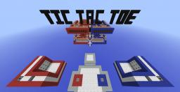 Super TicTacToe! By Farenheit - Tris in minecraft chat!!! Minecraft Map & Project