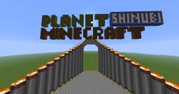 Planetary Nature - PMC Server Spawn Contest Minecraft Map & Project