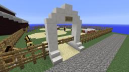Simple Horse Parcour! Minecraft Map & Project