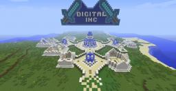 Digital Inc | Factions | PvP | Creative | Mcmmo | Mob Arena