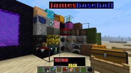 Jamesbaseball12's Texture Pack 1.8.4